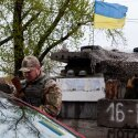 ФОТО: Зеленский побывал на передовой украинской армии в Донбассе photo