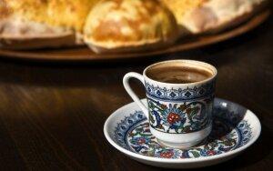 грузины в поисках кофе