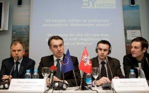 белорусы в ЕС - демократия в Беларуси