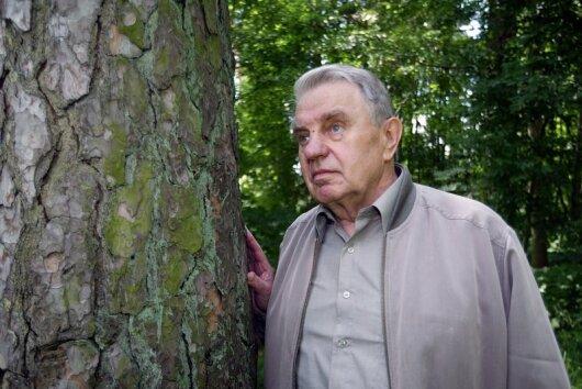 V.Sventickas: dabartinėje mūsų visuomenėje tokios figūros kaip J.Marcinkevičius dar neturime