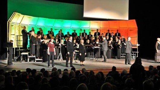 Čikagos lietuviai paminėjo Nepriklausomybės dieną ir poeto J.Marcinkevičiaus mirties metines