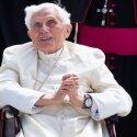 Popiežius emeritas Benediktas XVI teigia laukiantis žemiškosios mirties