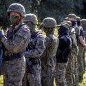Lenkija didins karių skaičių Baltarusijos pasienyje