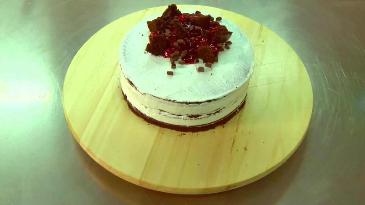 kaip padaryti varpos tortą)