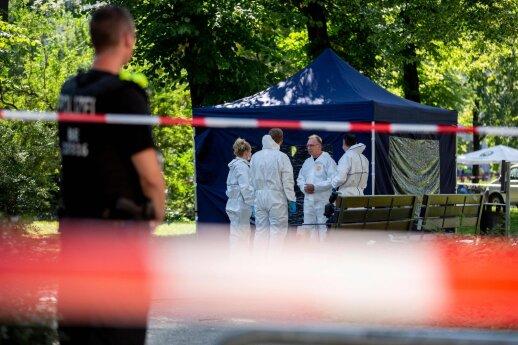 Berlynas: Rusijos sprendimas išsiųsti du vokiečių diplomatus – nepagrįstas