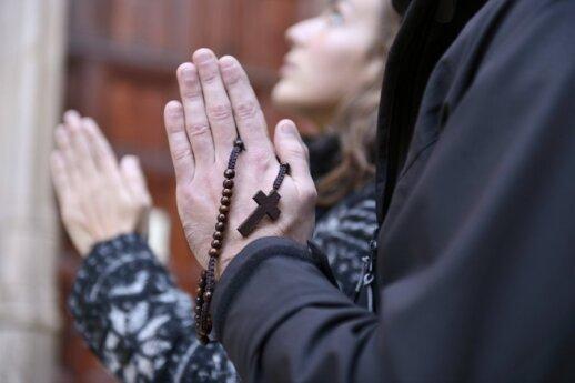 Sekmadienio Evangelija. Maldos galia