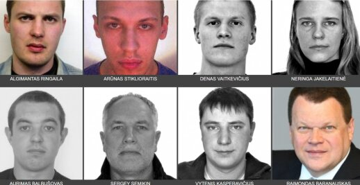 Labiausiai ieškomų nusikaltėlių sąraše – dar du lietuviai už graiką siūloma 1 mln. eurų premija
