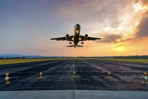 """Pasirengimas """"Brexit"""": ES susitarta dėl nenumatytų atvejų priemonių, susijusių su baziniu oro susisiekimu"""