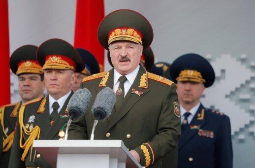 """Baltarusijoje skamba perspėjimai dėl dalyvavimo """"nacionaliniame streike"""""""