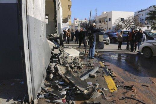 Ginkluotos grupuotės Libijos sostinėje susitarė nutraukti ugnį