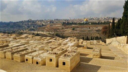 Jeruzalės senamiestyje užpulti du Izraelio pasieniečiai, užpuolikas nukautas