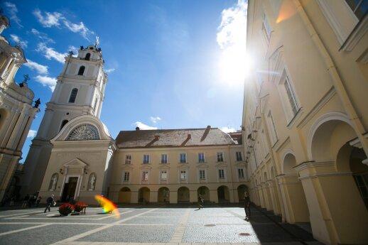 Vilniaus universitete vyks rektoriaus rinkimai
