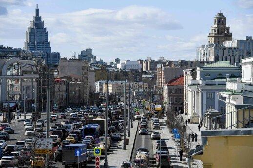 Mitingas Maskvoje už sąžiningus rinkimus sutraukė per 10 tūkst. žmonių