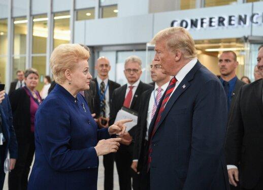 Kęstutis Girnius. Ar NATO sustiprėjo, ar Grybauskaitė išsaugojo aljansą?