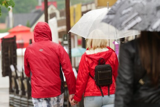 Prasidės tikrieji rudens nemalonumai: Lietuvą skandins lietus