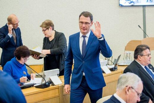 Jankevičius siūlo keisti administracinių ginčų su valstybe tvarką