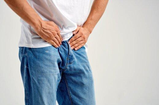 Liga, kuria rizikuoja susirgti į penktą dešimtį įžengę vyrai: urologai ragina nedelsti