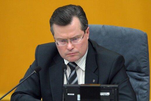 Teismas atmetė buvusio politiko Šukio skundą dėl VSD veiksmų paskleidžiant jo duomenis