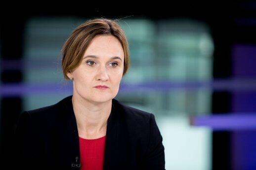 Viktorija Čmilytė-Nielsen. Kalėdos, lyjant mokesčių lietui