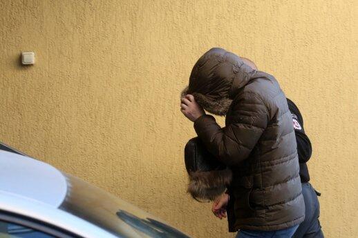 Kaunietis Mažeika, pravarde Asilas, lieka suimtas
