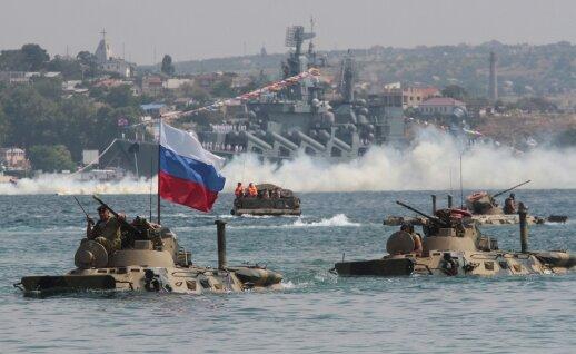 Pentagonas skirs 200 mln. dolerių Ukrainos saugumui stiprinti