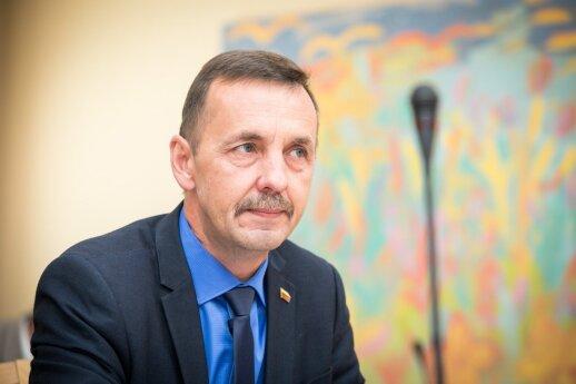 Kęstutis Bacvinka. Mariui Pulkauninkui miškininkų bendruomenėje – ne vieta