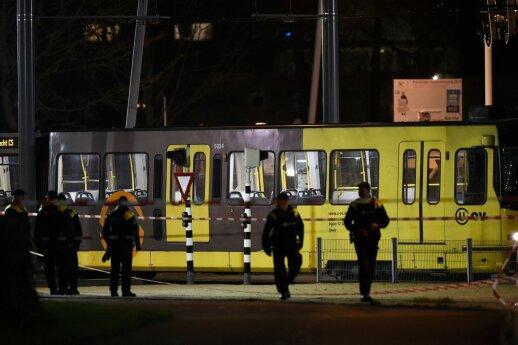 Nyderlandų pareigūnai suėmė trečią įtariamąjį dėl dėl šaudynių tramvajuje papildyta