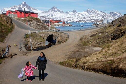 Žiniasklaida: Trumpas nori pirkti Grenlandiją papildyta