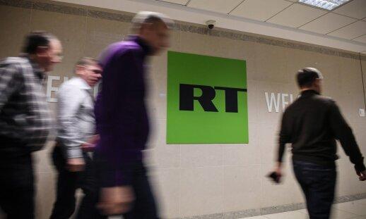 Rusijos propagandistai interviu transliavo iš Latvijos LTV studijos