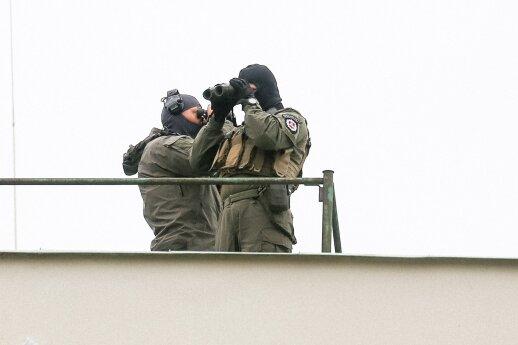 Popiežiui lankantis Vilniuje – ypatingos saugumo priemonės
