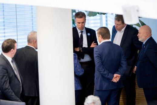 Jokubaitis: Lietuvoje yra pelkė, kur priešų ieškoma tik iš poreikio rietis
