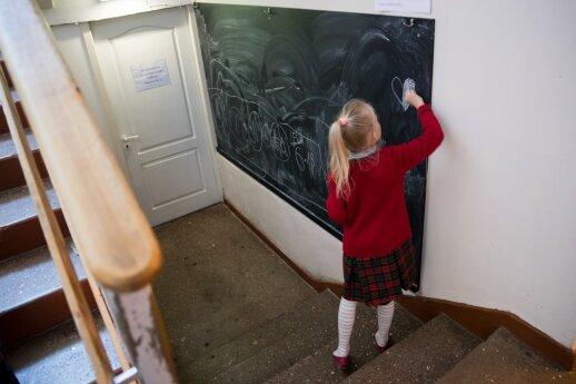 Kas trečias mokytojas ir kas ketvirtas mokinys mokykloje nesijaučia gerai