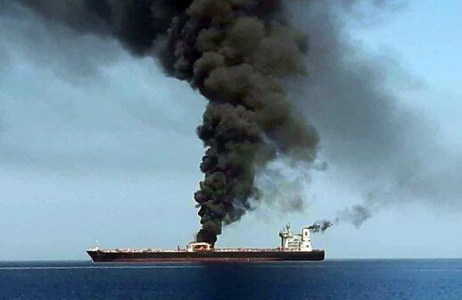 Iranas dėl Londono pareiškimų apie atakas prieš tanklaivius iškvietė JK pasiuntinį