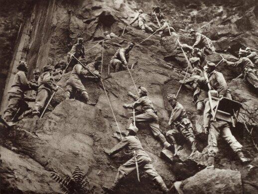 Beprotiškiausias Pirmojo Pasaulinio karo frontas: tai, ką kariai iškentė, neturi precedento