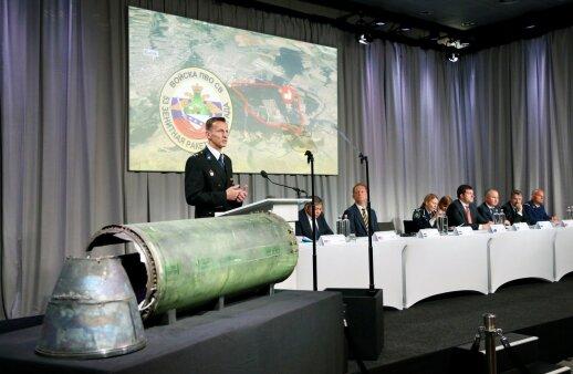 Lėktuvo MH17 katastrofos tyrime – reakcija ir iš Lietuvos