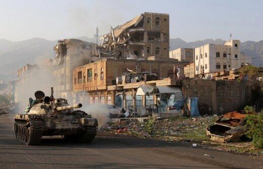 Per išpuolį prieš Jemeno gynybos ministrą žuvo aštuoni jo asmens sargybiniai