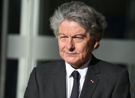 Prancūzijos kandidatas į eurokomisarus vos išlaikė europarlamentarų patikrinimą