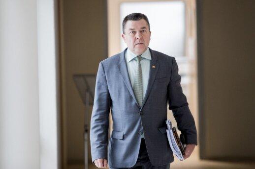 Antanas Matulas. Valstybė per pastaruosius metus nieko nepadarė, kad pritrauktų papildomų lėšų į PSDF