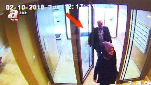 Saudo Arabija pagaliau pripažino, kad žurnalisto Khashoggi kūnas buvo sukapotas