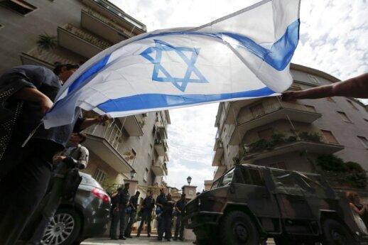 Izraelis griežtai atmeta ES teismo sprendimą dėl nausėdijose pagamintų produktų ženklinimo