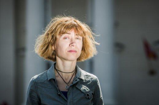 Nida Vasiliauskaitė. Mokytoja Rusija