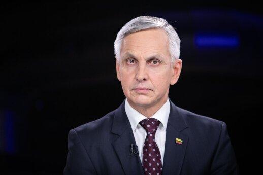 Povilas Urbšys. Prezidente, Vytis šiandien – tai būtinoji gintis