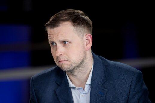 Mažvydas Jastramskis. Tėvynės labui arba kam reikia Lietuvos partijų?