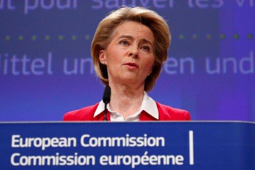 Ursula von der Leyen. Kaip mūsų Europa atgaus savo stiprybę