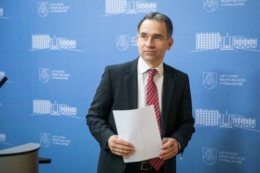 Masiulis perduos Monkevičiui informaciją dėl vykdomų auditų švietimo įstaigose
