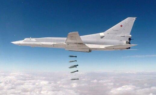 Žiniasklaida: Rusija dislokuos Kryme branduolinius bombonešius NATO įspėja Maskvą; papildyta 10.25