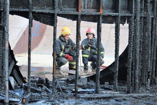 Pernai žuvusiųjų gaisruose – mažiausiai per visą nepriklausomybės laikotarpį papildyta 11:31