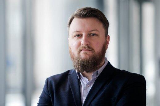 Paulius Gritėnas. Lietuviai – rytų europiečiai, kurie nori būti šiauriečiais, sukdami link Vidurio Europos