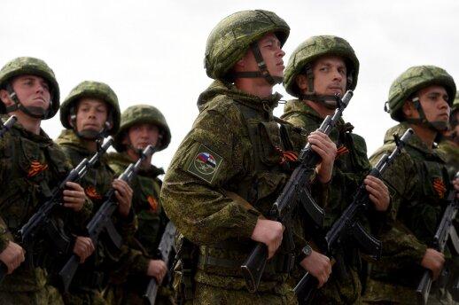 Nubalsavo: rusų kariams būtų draudžiama naudotis išmaniaisiais telefonais