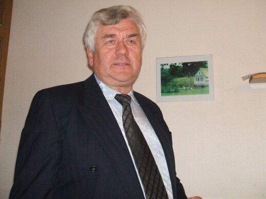 Prezidento posto siekiantis Alfonsas Butė: mane diskriminuoja, o VRK tyli